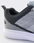 Εικόνα από Ανδρικά sneakers με δίχρωμο σχέδιο Γκρι