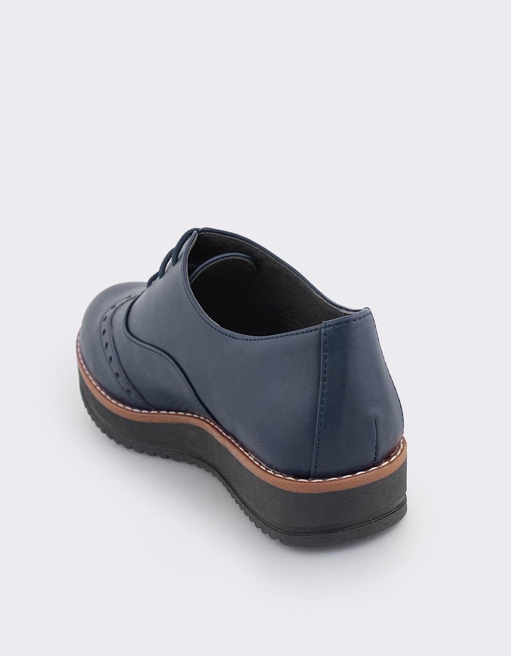6643e79bcfb Γυναικεία loafers δίψιδα Μπλε