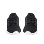 Εικόνα από Ανδρικά sneakers με διακοσμητικό ύφασμα Μαύρο