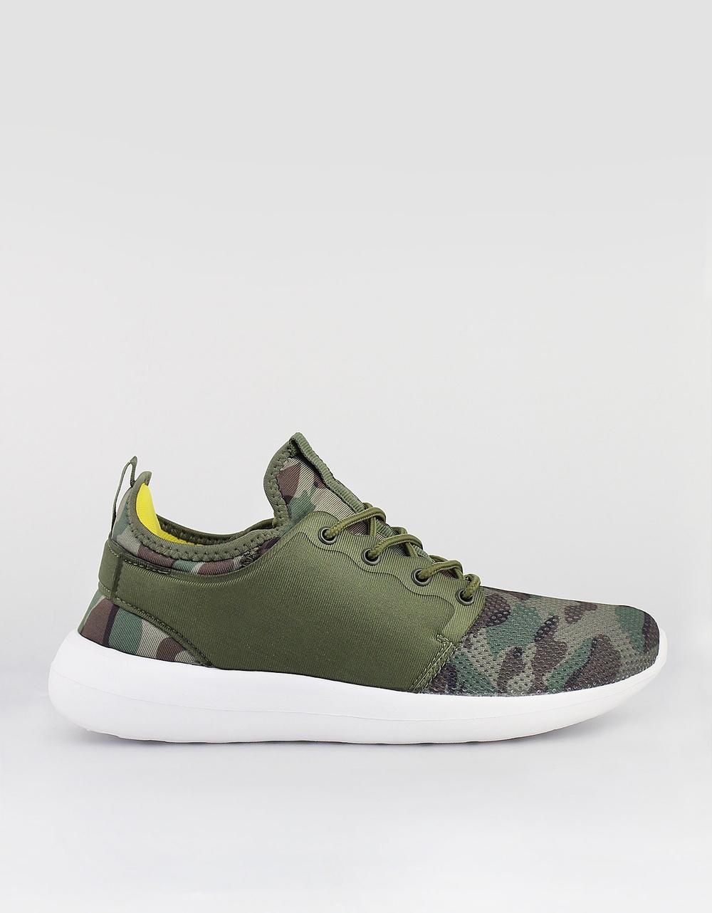 Εικόνα από Ανδρικά sneakers με διακοσμητικό ύφασμα Παραλλαγής