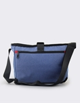 Εικόνα από Ανδρικές τσάντες ώμου με διακοσμητικό λουράκι Σιέλ