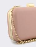 Εικόνα από Γυναικείοι φάκελοι clutch μονόχρωμοι Ροζ