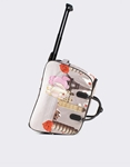 Εικόνα από Γυναικείες τσάντες ταξιδίου με print Hero 6 Γκρι