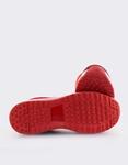 Εικόνα από Ανδρικά sneakers με δίχρωμο σχέδιο Κόκκινο