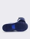 Εικόνα από Ανδρικά sneakers με δίχρωμο σχέδιο Μπλε