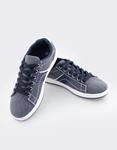 Εικόνα από Ανδρικά sneakers με διακοσμητικές ραφές Μπλε