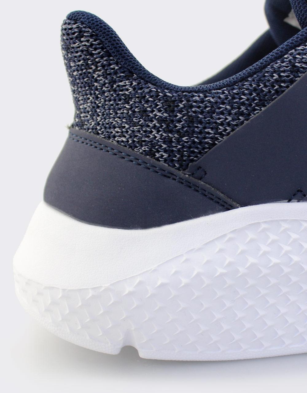 Εικόνα από Ανδρικά sneakers με δίχρωμη λεπτομέρεια Navy