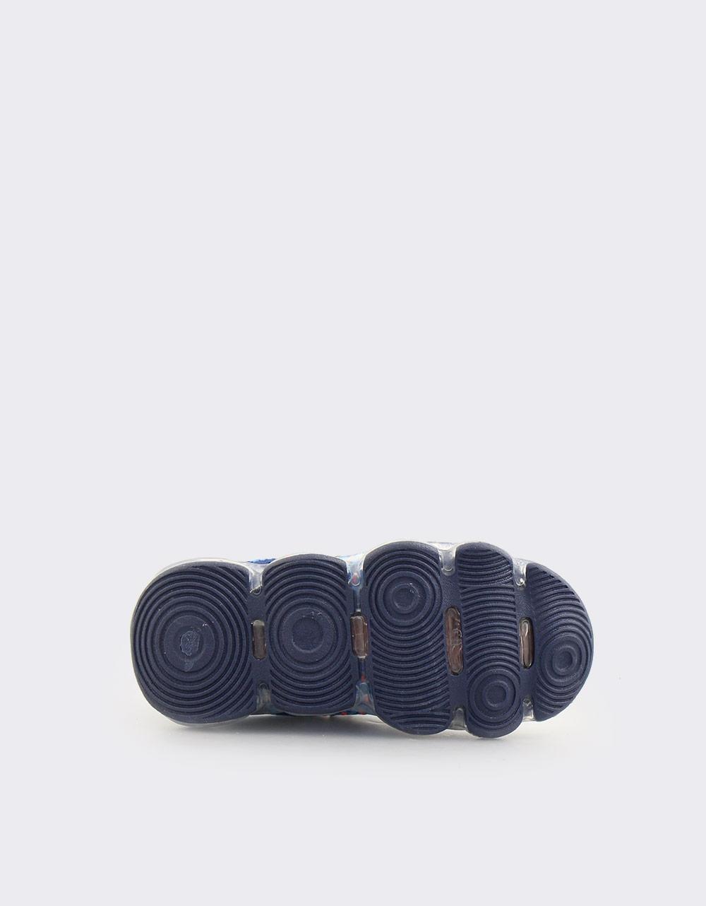 Εικόνα από Παιδικά αθλητικά με διπλό αυτοκόλλητο Μπλε