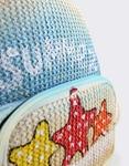 Εικόνα από Γυναικεία σακίδια πλάτης με τύπωμα summer Μπεζ