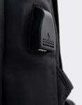 Εικόνα από Ανδρικά σακίδια πλάτης με USB Μαύρο