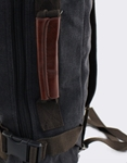 Εικόνα από Ανδρικά σακίδια πλάτης με εξωτερικά φερμουάρ Γκρι