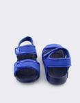Εικόνα από Παιδικά πέδιλα με διπλό αυτοκόλλητο Μπλε