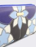 Εικόνα από Γυναικεία πορτοφόλια με σχέδια Μπλε
