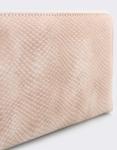 Εικόνα από Γυναικεία πορτοφόλια με κροκό μοτίβο Ροζ