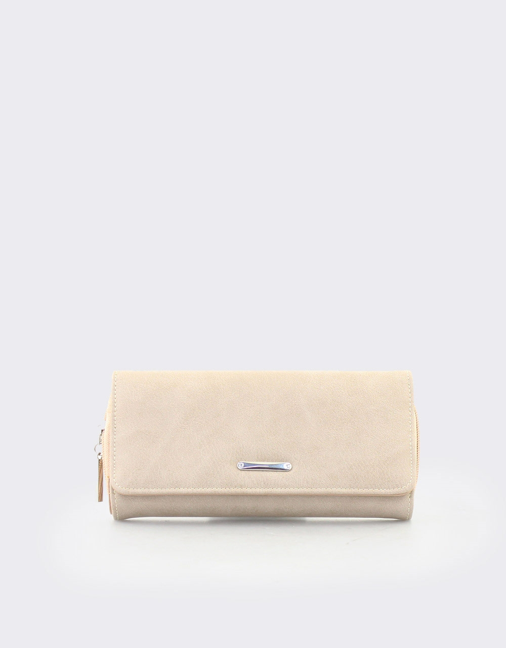 Εικόνα από Γυναικεία πορτοφόλια μονόχρωμα Πούρο
