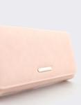 Εικόνα από Γυναικεία πορτοφόλια μονόχρωμα Ροζ