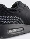 Εικόνα από Ανδρικά sneakers με αερόσολα Μαύρο