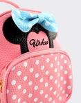 Εικόνα από Παιδικά σακίδια πλάτης με φιογκάκι Ροζ