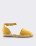 Εικόνα από Γυναικείες εσπαντρίγιες με χρυσόσκονη Κίτρινο