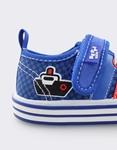 Εικόνα από Παιδικά sneakers καρό Μπλε