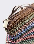 Εικόνα από Γυναικείες τσάντες θαλάσσης ψάθινες Multi