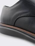 Εικόνα από Ανδρικά loafers με ανάγλυφο μοτίβο Μαύρο