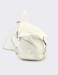 Εικόνα από Γυναικεία σακίδια πλάτης με εξωτερικές θήκες Λευκό