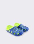 Εικόνα από Παιδικά σαμπό δίχρωμα με λουράκι Μπλε