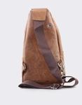 Εικόνα από Ανδρικές τσάντες ώμου με εξωτερικά φερμουάρ Ταμπά