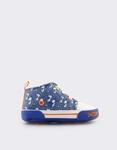 Εικόνα από Παιδικά sneakers πολύχρωμα με το Snoopy Τζιν