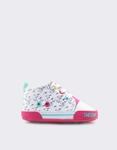 Εικόνα από Παιδικά sneakers πολύχρωμα με το Snoopy Λευκό