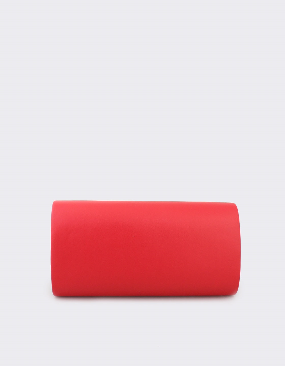 Εικόνα από Γυναικείοι φάκελοι με μεταλλικό διακοσμητικό Κόκκινο
