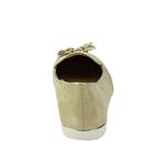 Εικόνα από Γυναικεία loafers δίψιδα με κροσσάκια Μπεζ
