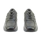 Εικόνα από Ανδρικά loafers με ραφές Γκρι