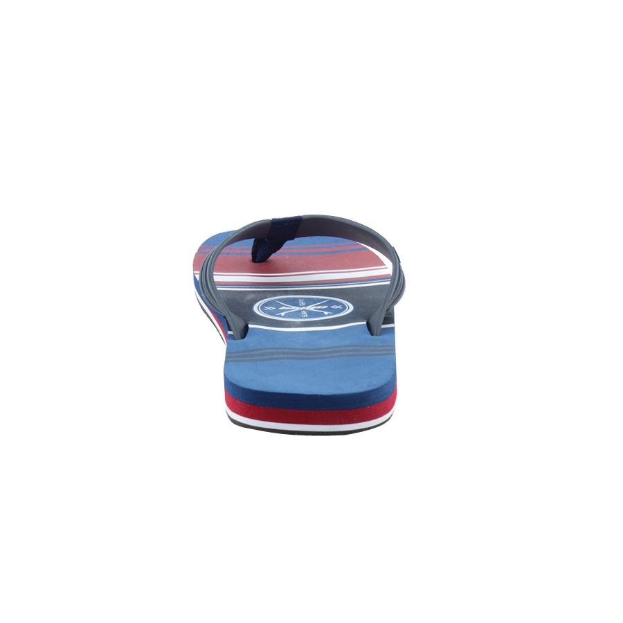 Εικόνα από Ανδρικές σαγιονάρες με πολύχρωμο πάτο Μπλε