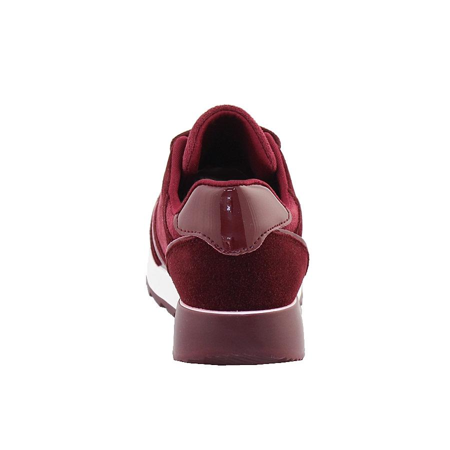 Εικόνα από Παιδικά sneakers με δίχρωμη σόλα Μπορντώ