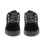 Εικόνα από Παιδικά sneakers με διακοσμητικές πέρλες Μαύρο