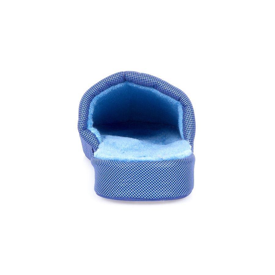 Εικόνα από Γυναικείες παντόφλες καπιτονέ Μπλε
