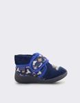 Εικόνα από Παιδικές παντόφλες με ζωάκια Μπλε