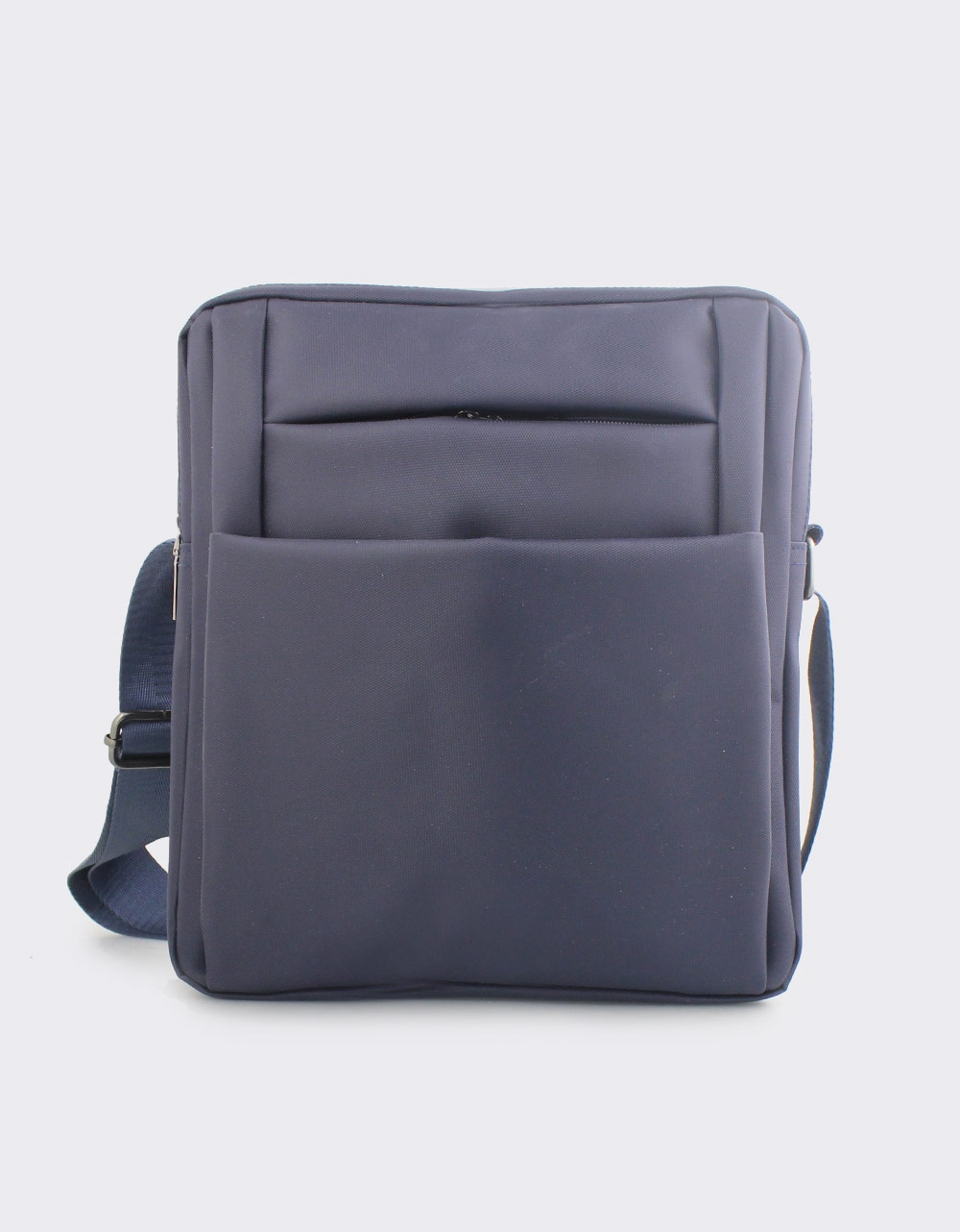 Εικόνα από Ανδρικές τσάντες ώμου με εξωτερική θήκη Μπλε