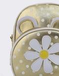 Εικόνα από Παιδικά σακίδια πλάτης με print μαργαρίτα Χρυσό