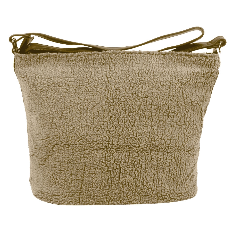 Εικόνα από Γυναικείες τσάντες ώμου με εξωτερική θήκη Πούρο