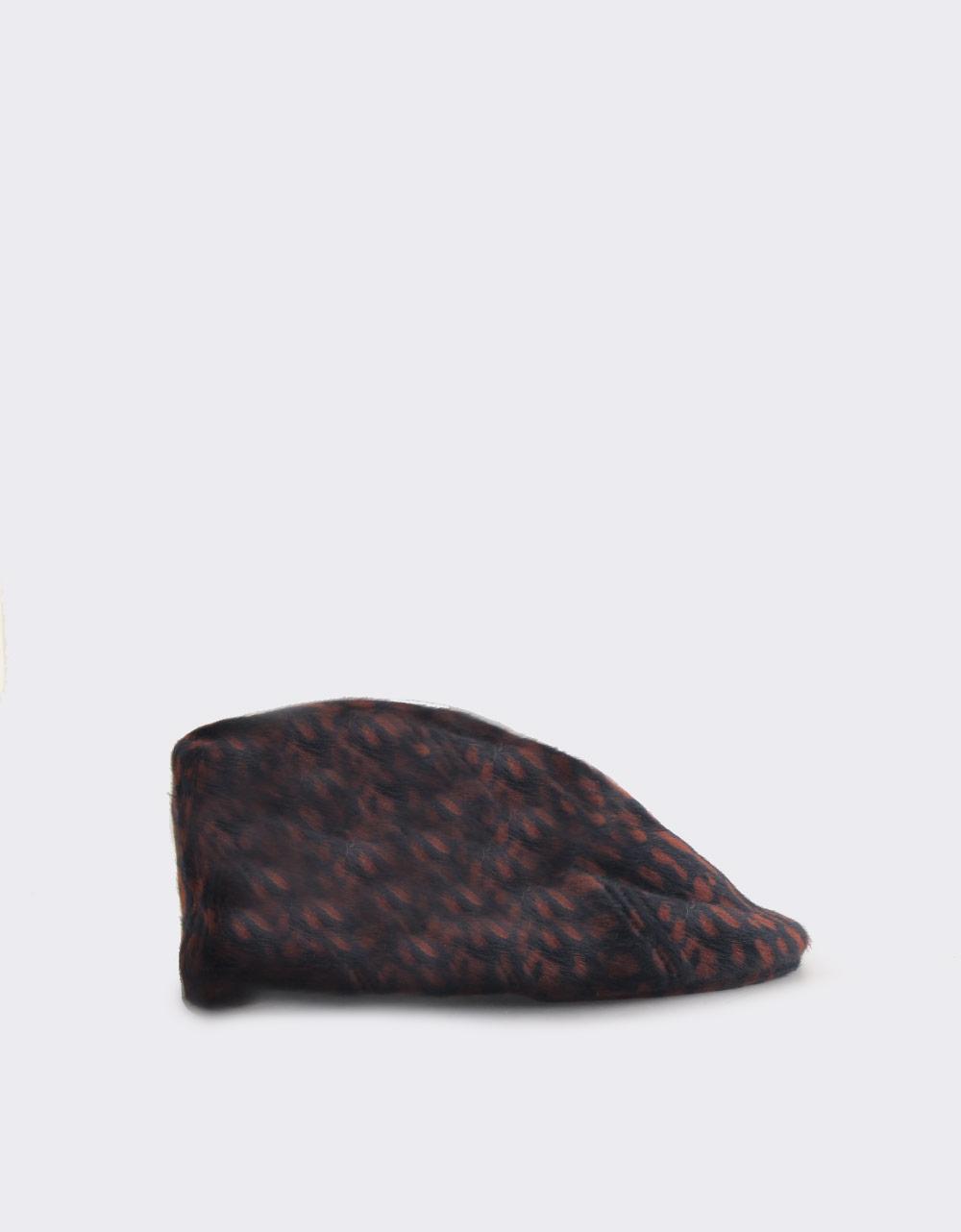 Εικόνα από Καπέλα με λεοπάρ μοτίβο Λεοπάρ