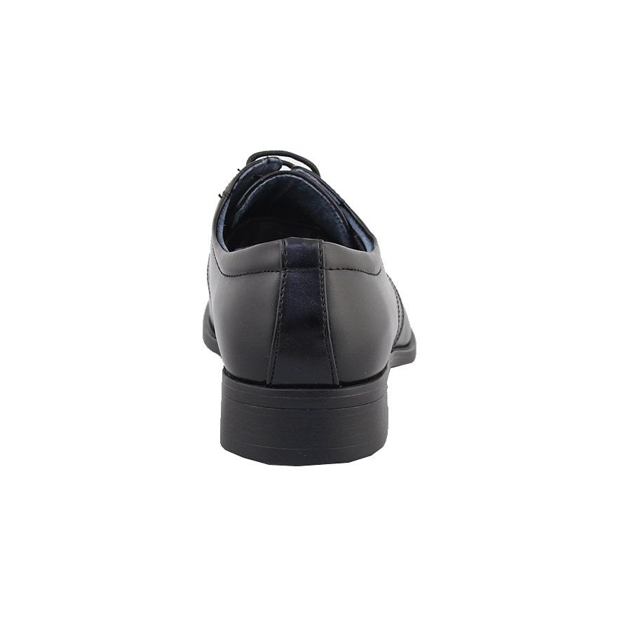 Εικόνα από Ανδρικά loafers με πλαϊνές ραφές Μαύρο