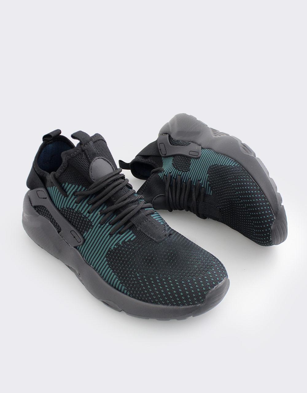 Εικόνα από Ανδρικά sneakers με λάστιχο στο πίσω μέρος Βεραμάν