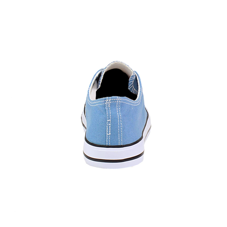 Εικόνα από Ανδρικά sneakers με κορδόνια Τζιν