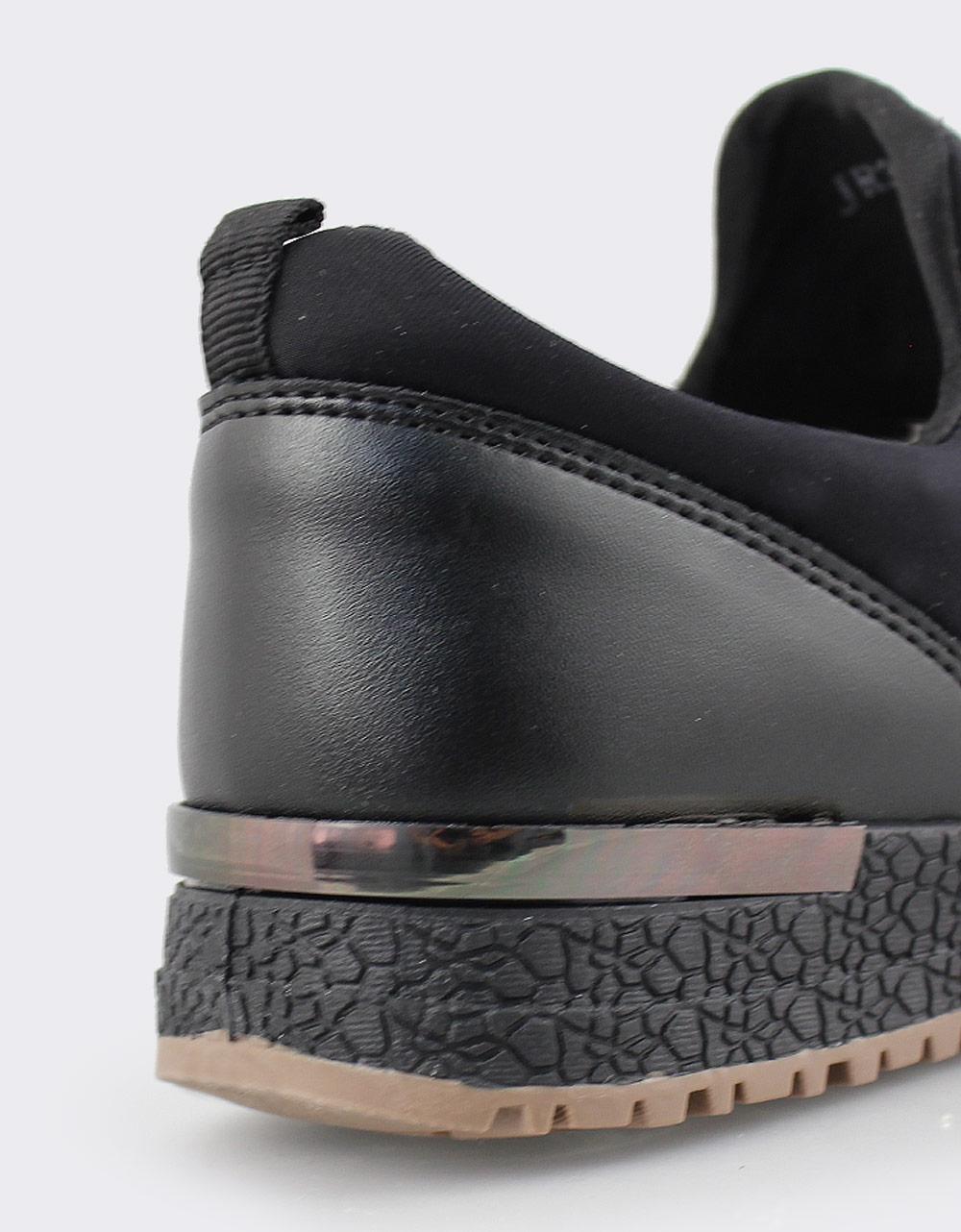 Εικόνα από Γυναικεία sneakers με λεπτομέρεια στη σόλα Πούρο