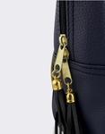Εικόνα από Γυναικεία σακίδια πλάτης με φιγούρα μπαλαρίνα Navy