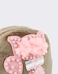 Εικόνα από Γυναικεία σακίδια πλάτης με γατάκι και πέρλες Πούρο