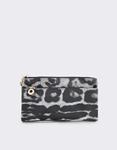 Εικόνα από Γυναικεία πορτοφόλια animal print Μαύρο
